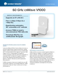 60GHz cnWave V1000