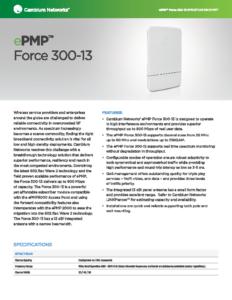 ePMP Force 300-13