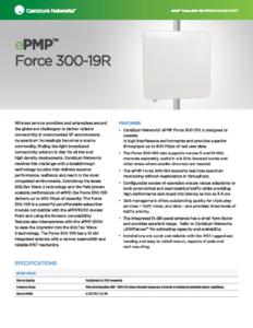 ePMP Force 300-19R