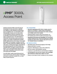 ePMP 3000L Access Point