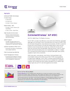 AP410C Data Sheet