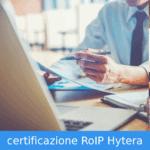 Corso di certificazione RoIP