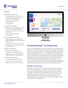 extreme_cloud_IQ