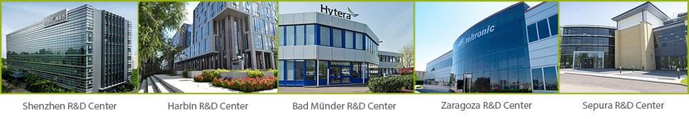 Hytera R&D Center